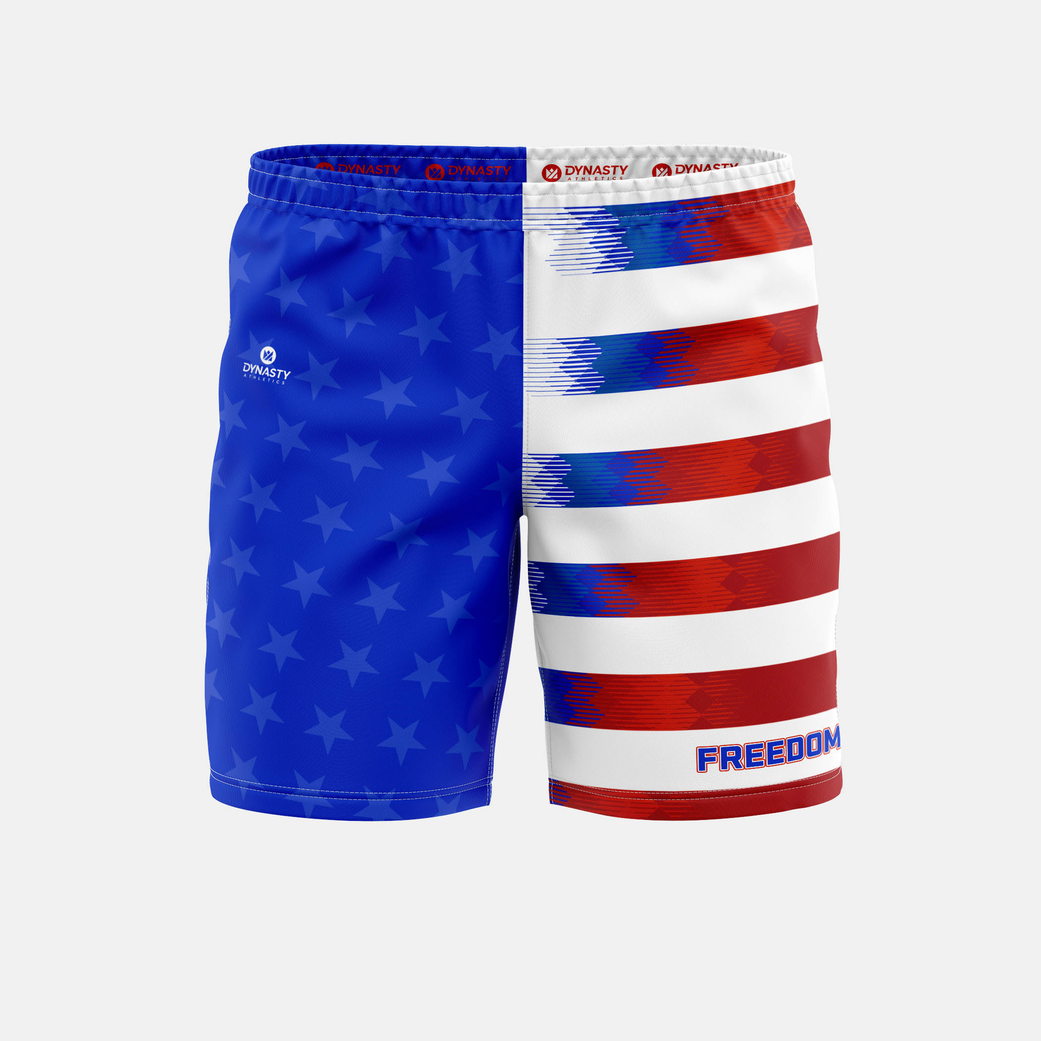 Freedom VB Shorts Front View edited 1