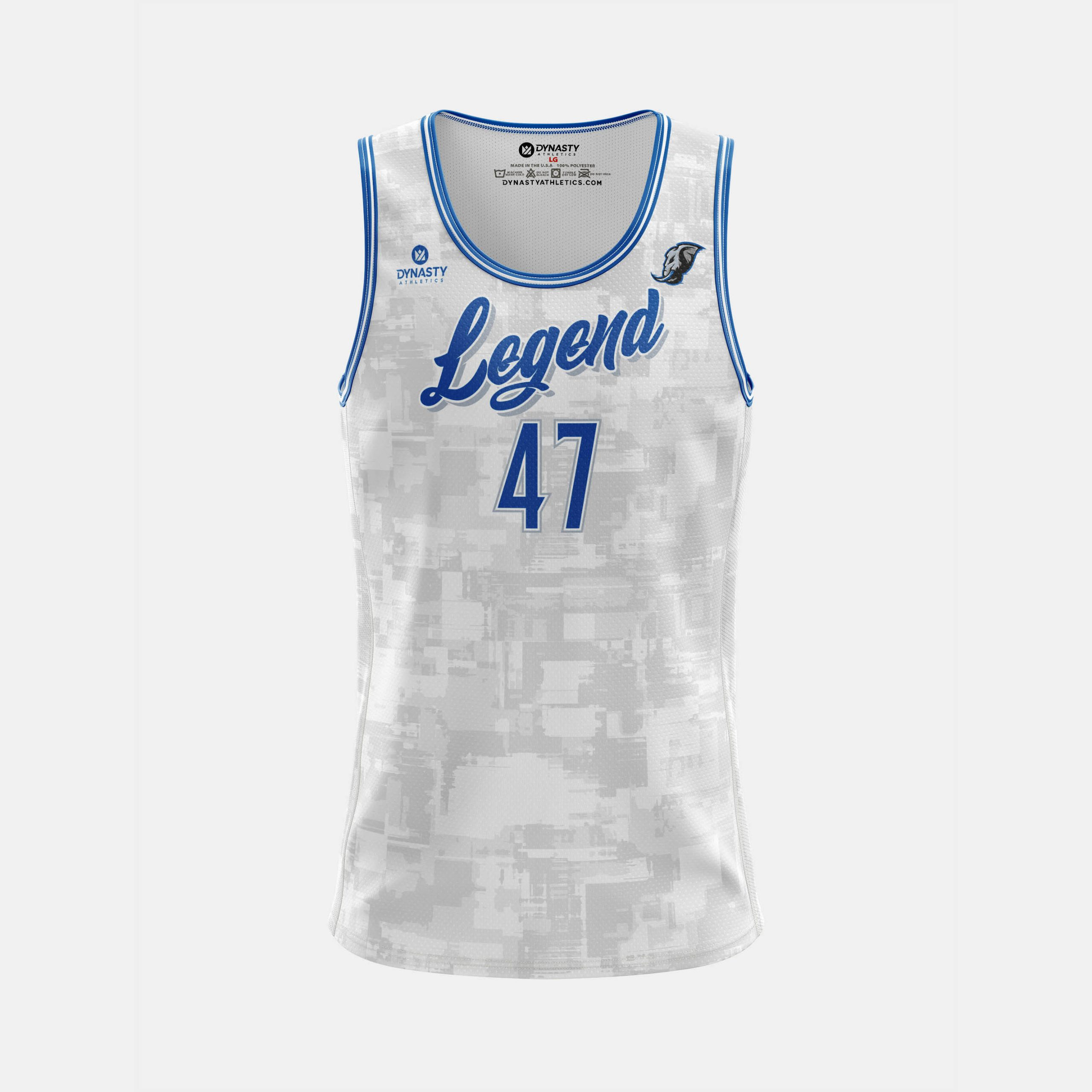 Legend Mens Tank Front View scaled