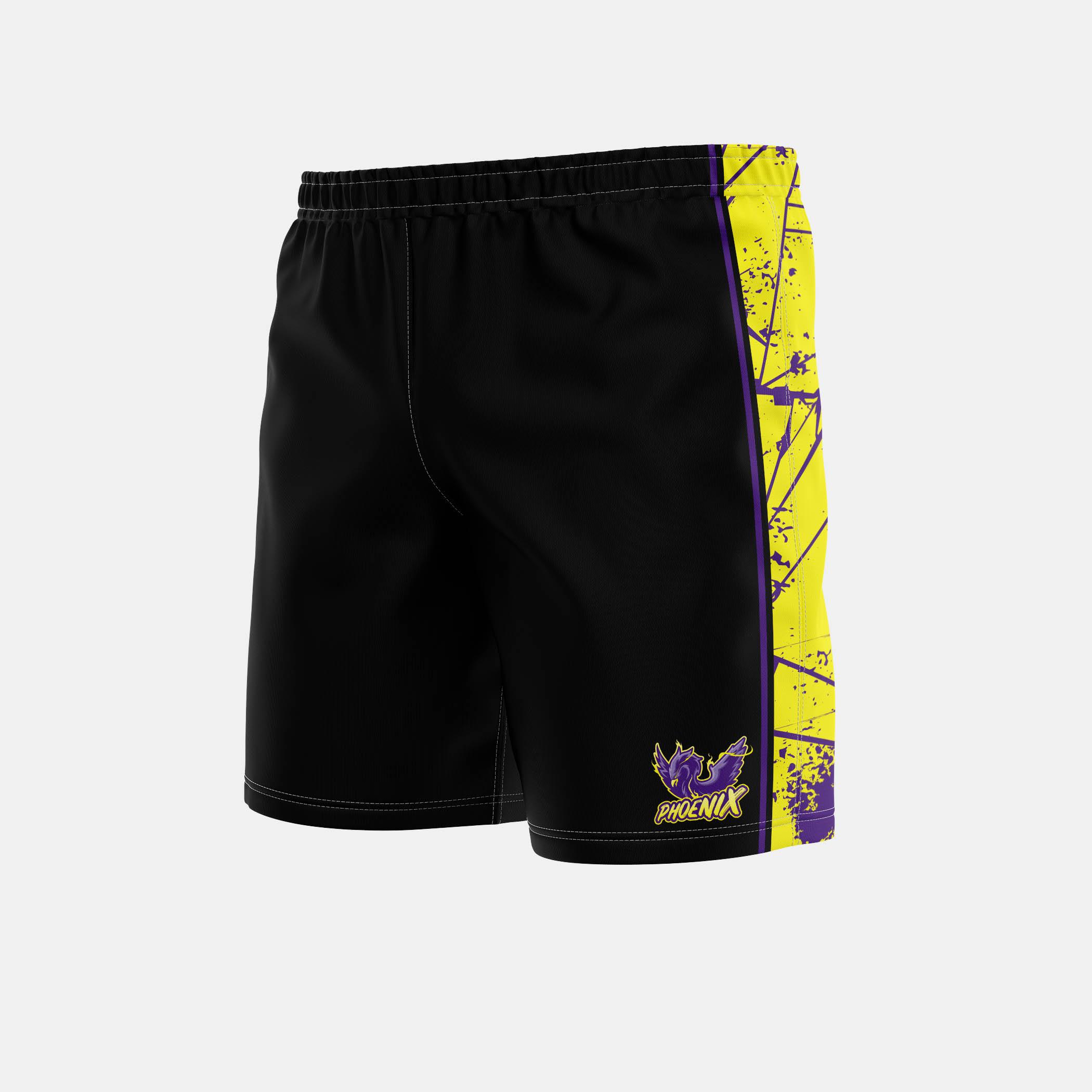 Phoenix VB Shorts 3 4 L View edited