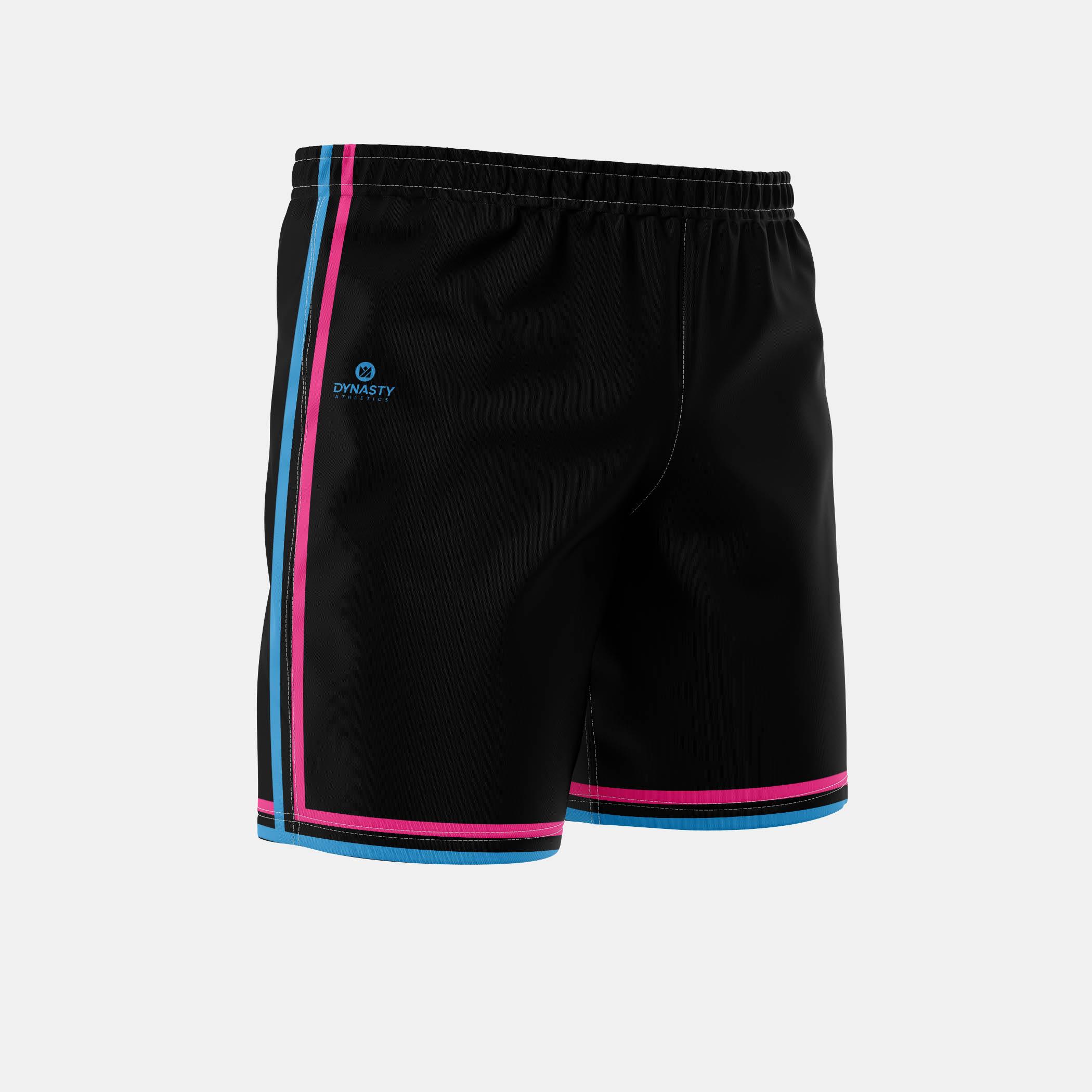 Vice VB Shorts 3 4 R View edited