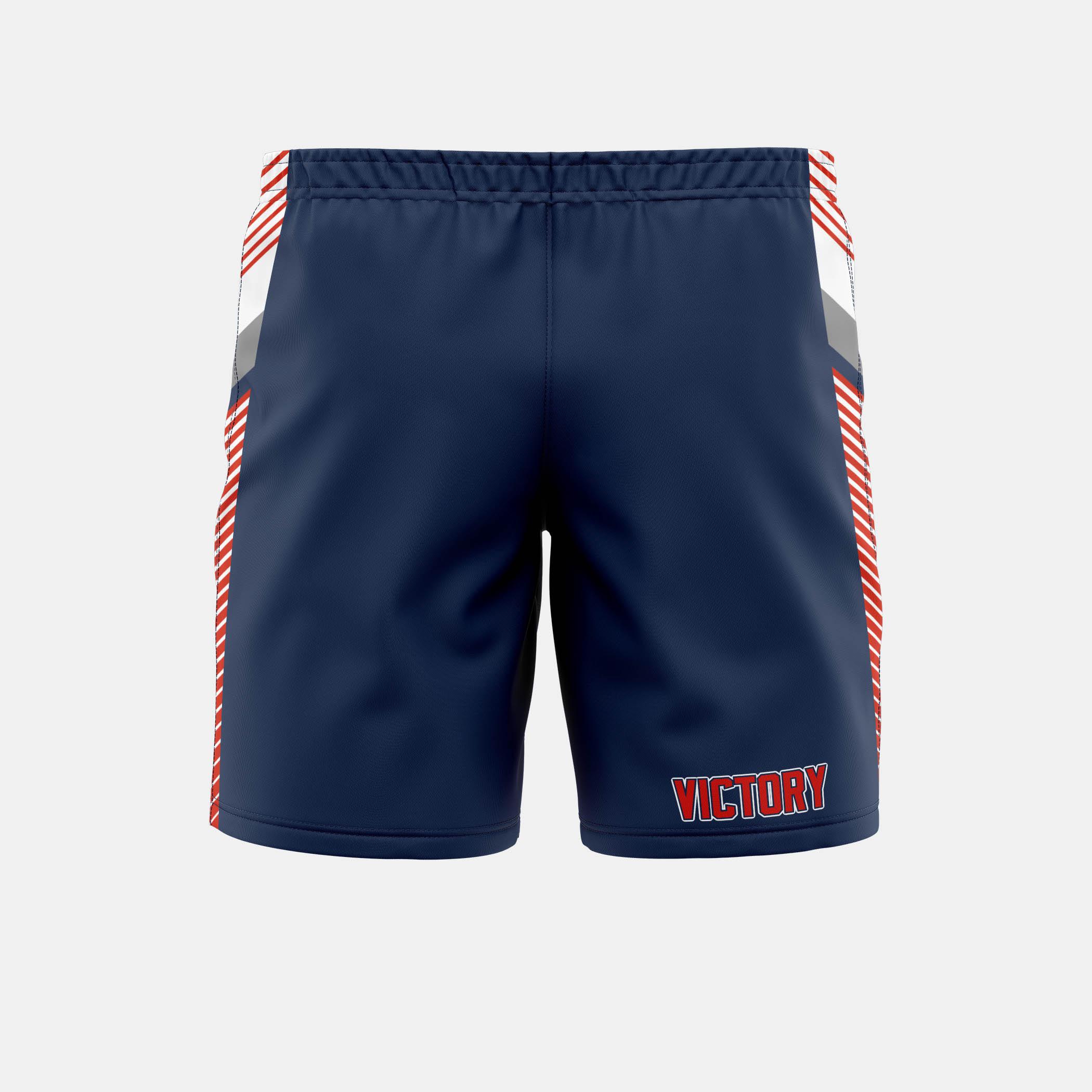 Victory VB Shorts Back View edited