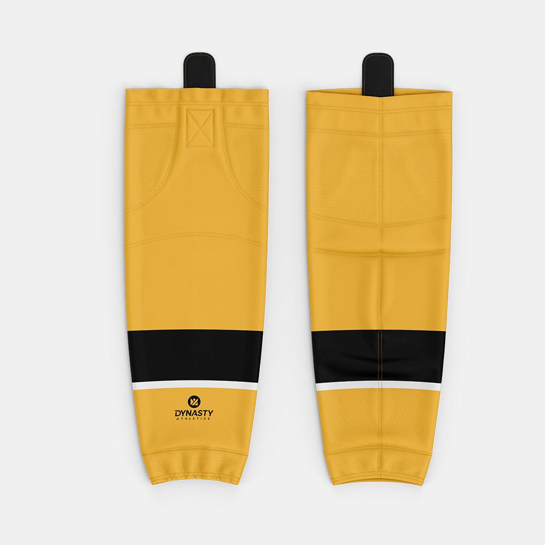 Dynasty Gold Hockey Socks