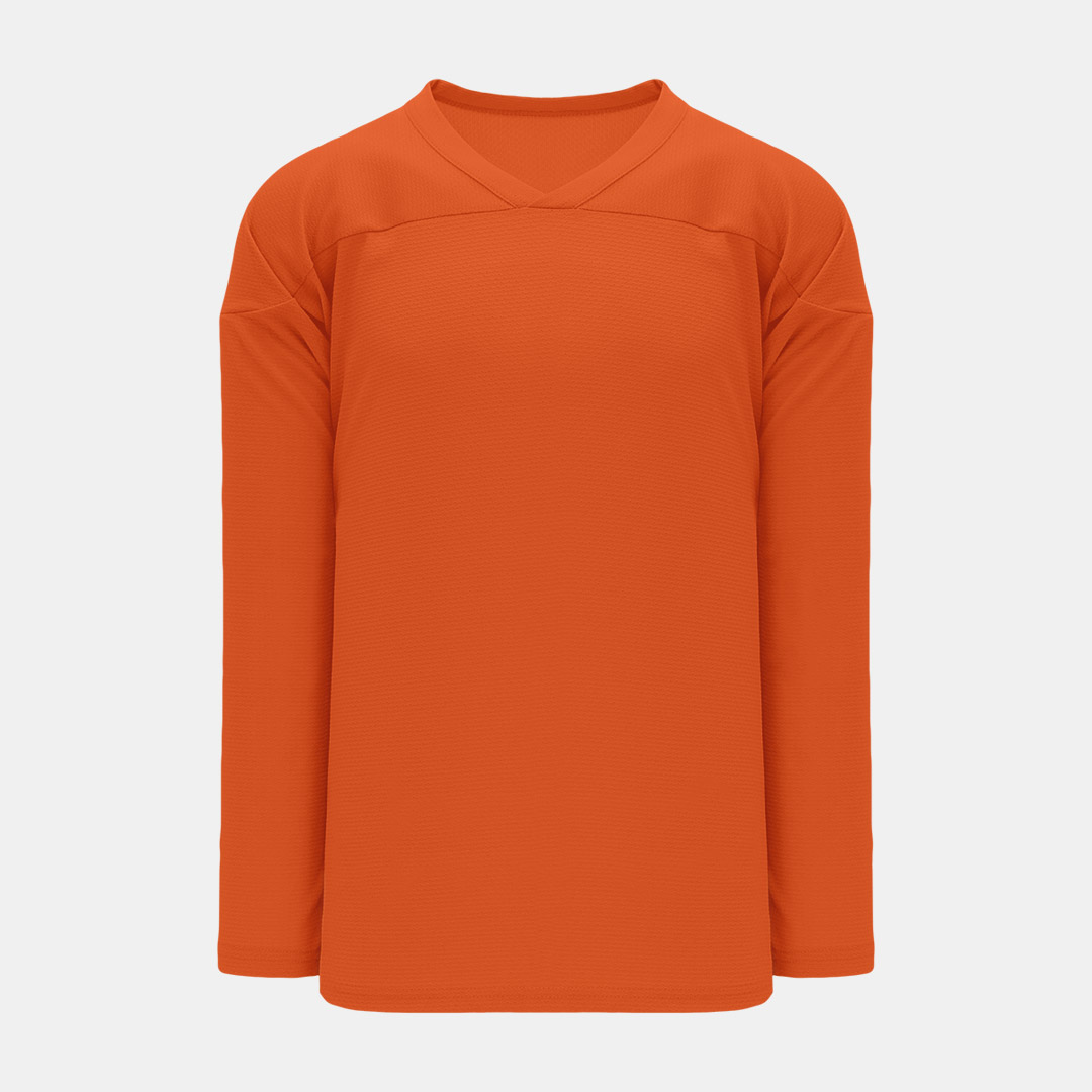 Practice Jersey Front Orange
