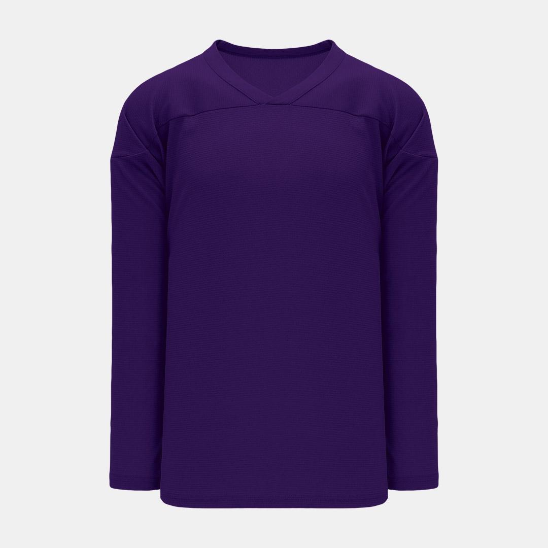 Practice Jersey Front Purple