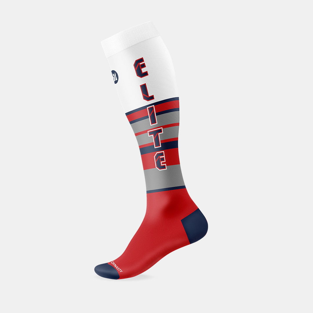 Baseball Sock Side 1