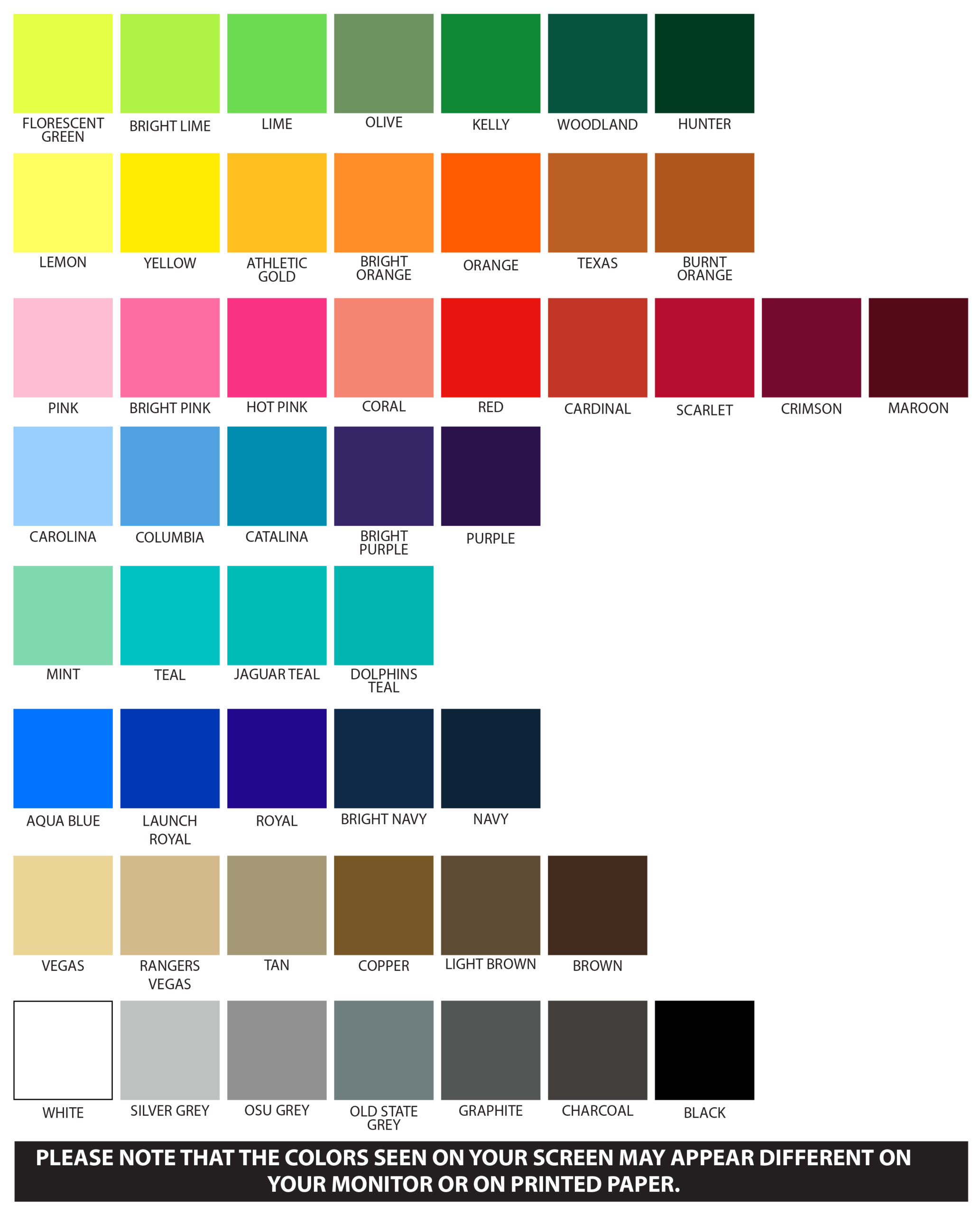 Color Chart New Big web scaled
