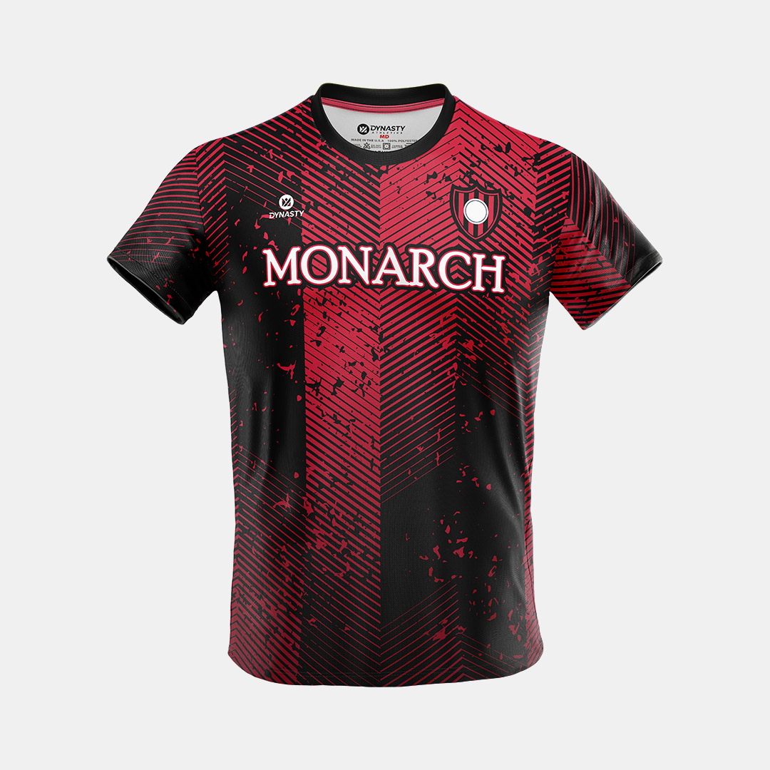 Dynasty, Soccer, Futbol, Sublimation, Monarch