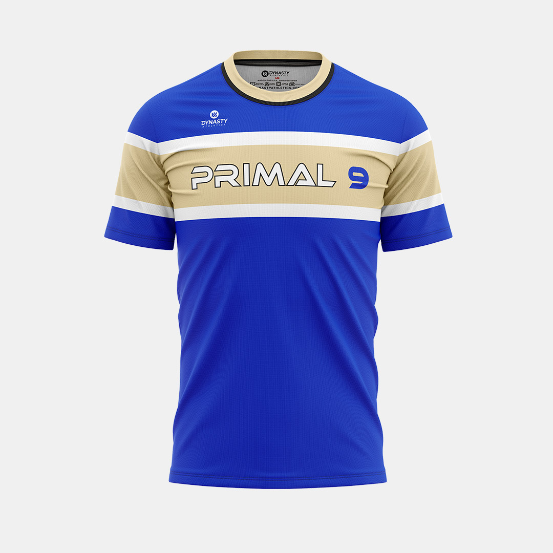 Dynasty Athletics Sublimated Baseball SS Jersey Front Prime