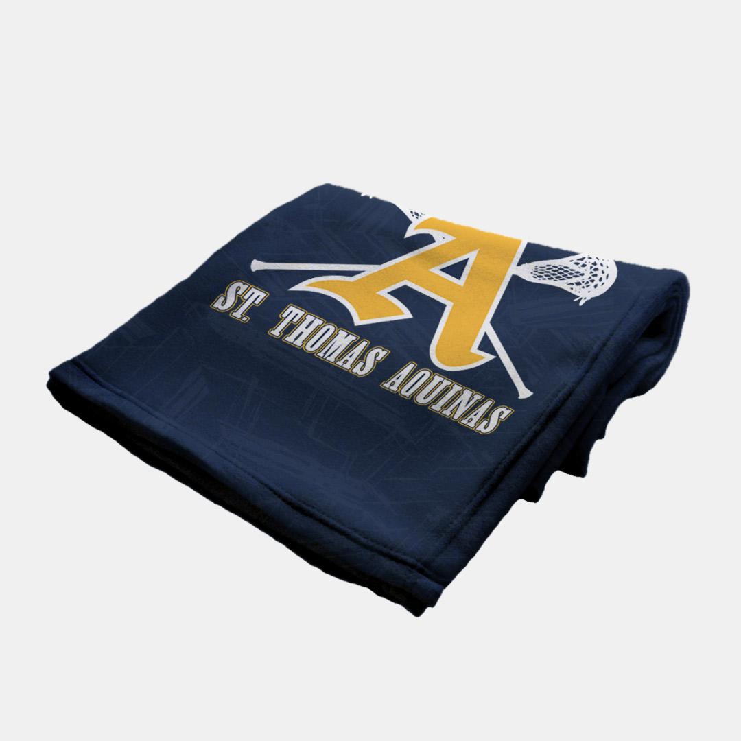 Dynasty Athletics Sublimated Fleece Blanket St