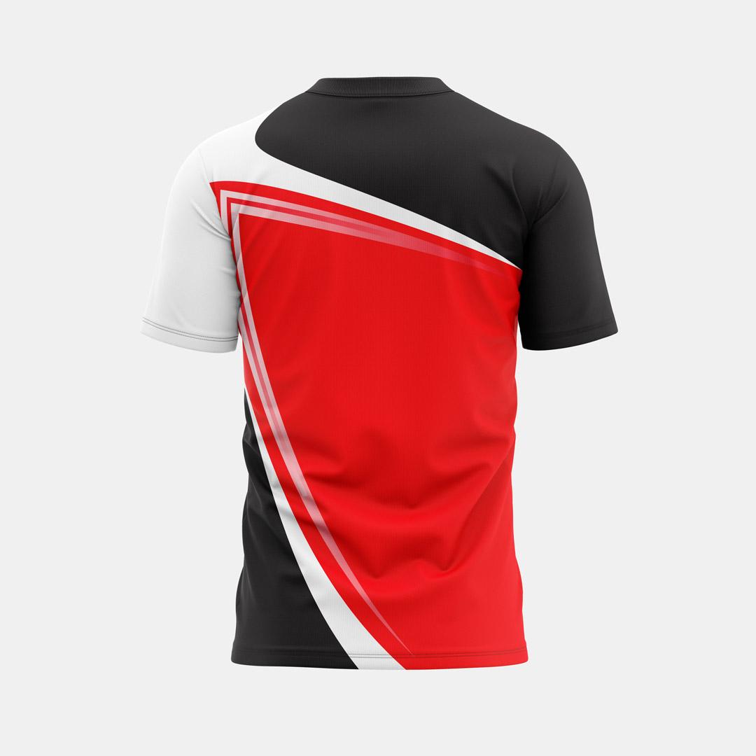 Dynasty Athletics Sublimated Shirt Random1 Back