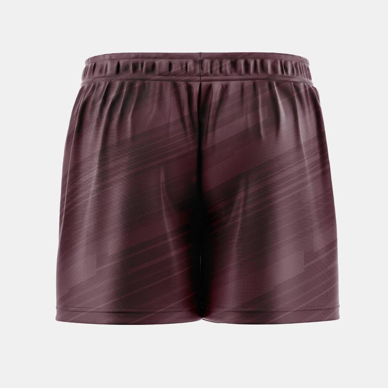 Lacrossewear Womens Sublmiated Short Back SD
