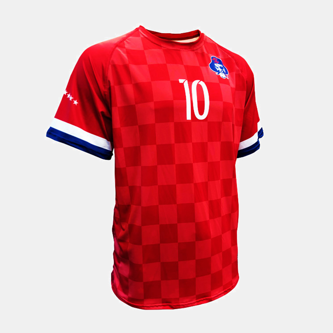 Mens Soccer Jersey Front