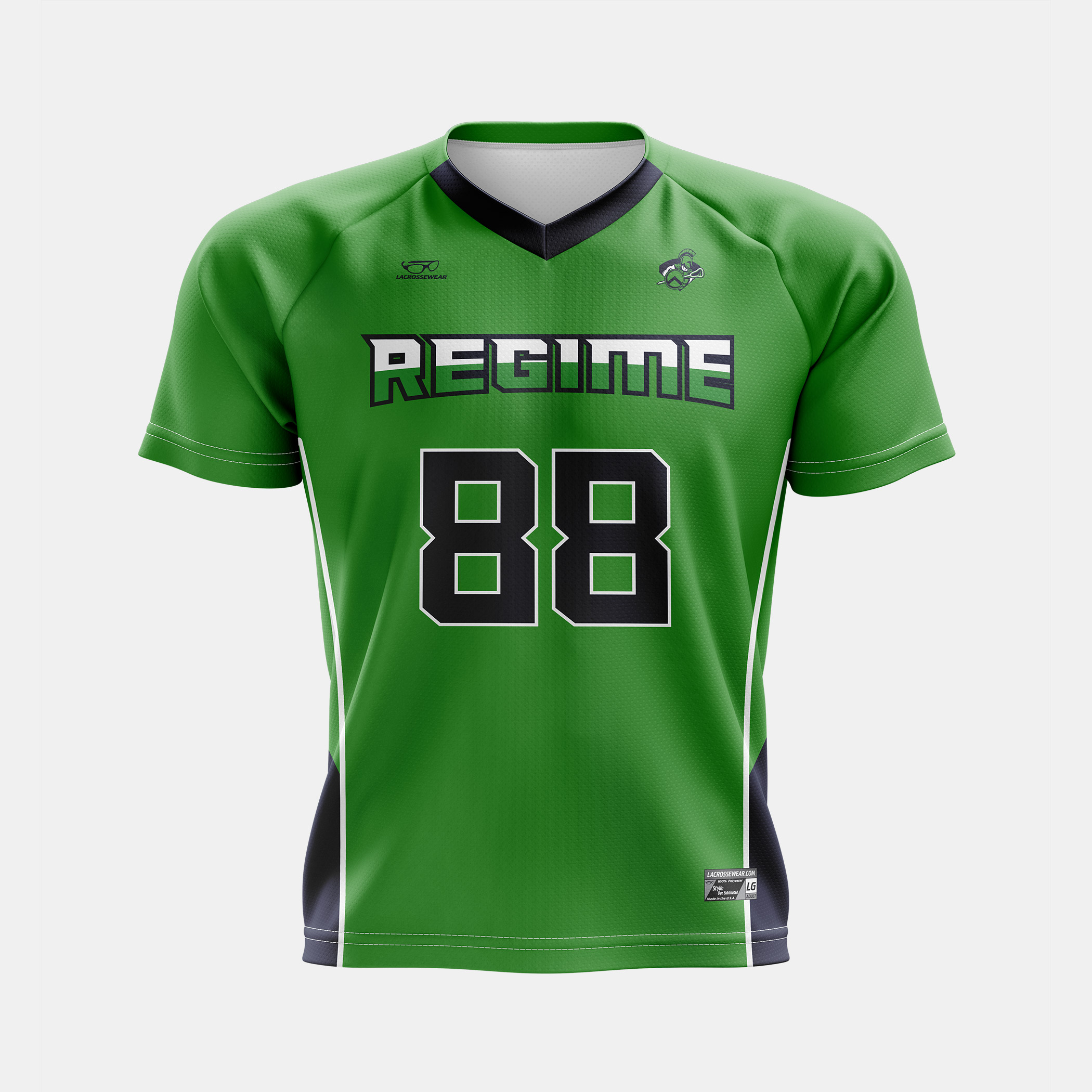 Regime Green Jersey