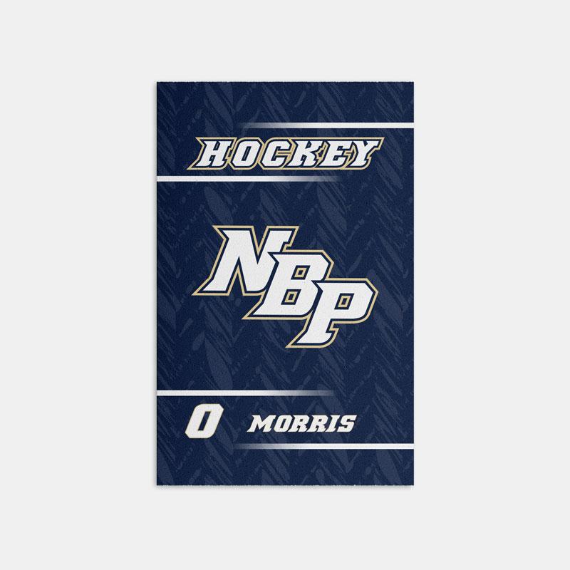 Dynasty Athletics Sublimated Skate Towel NBP Flat