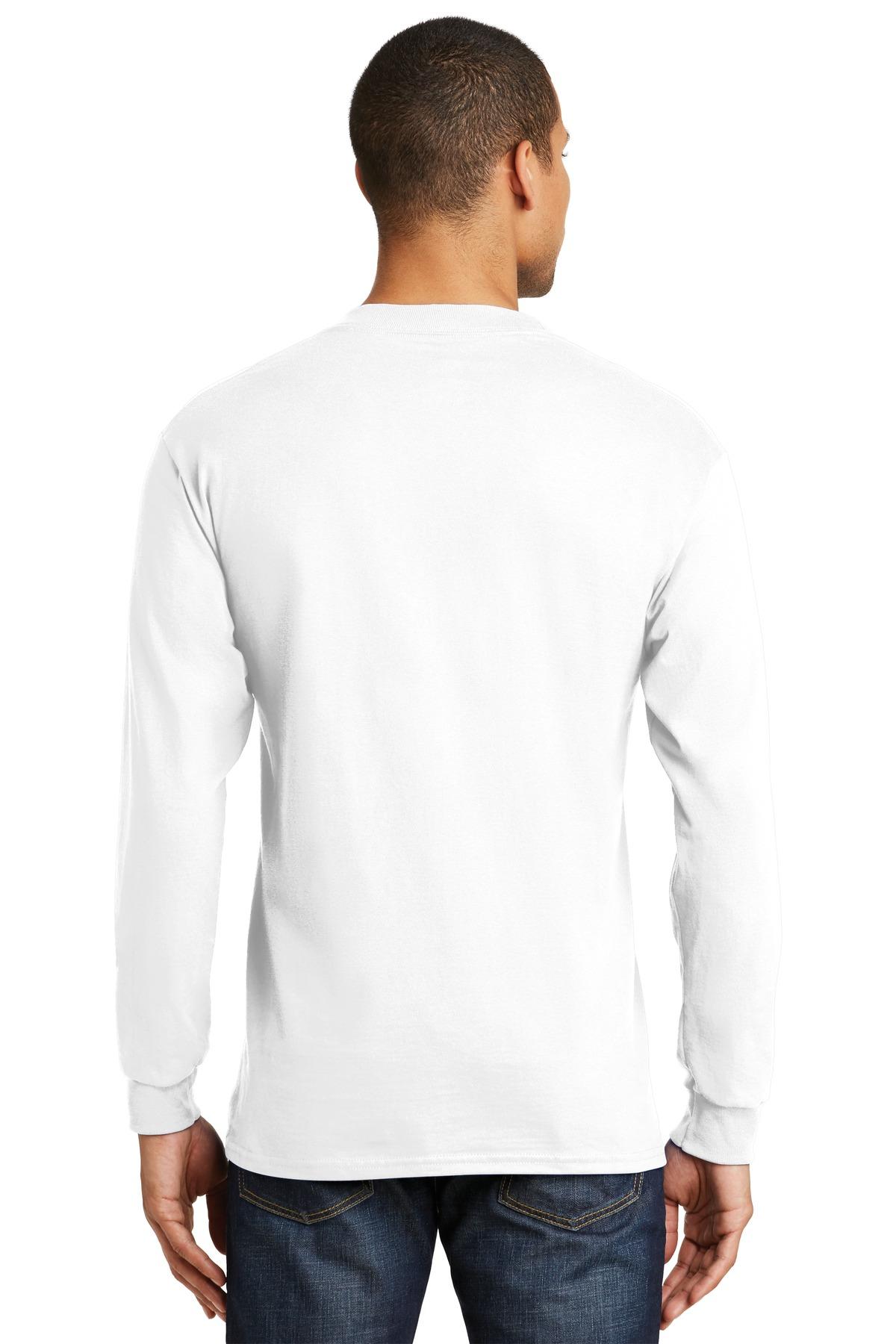 white model back