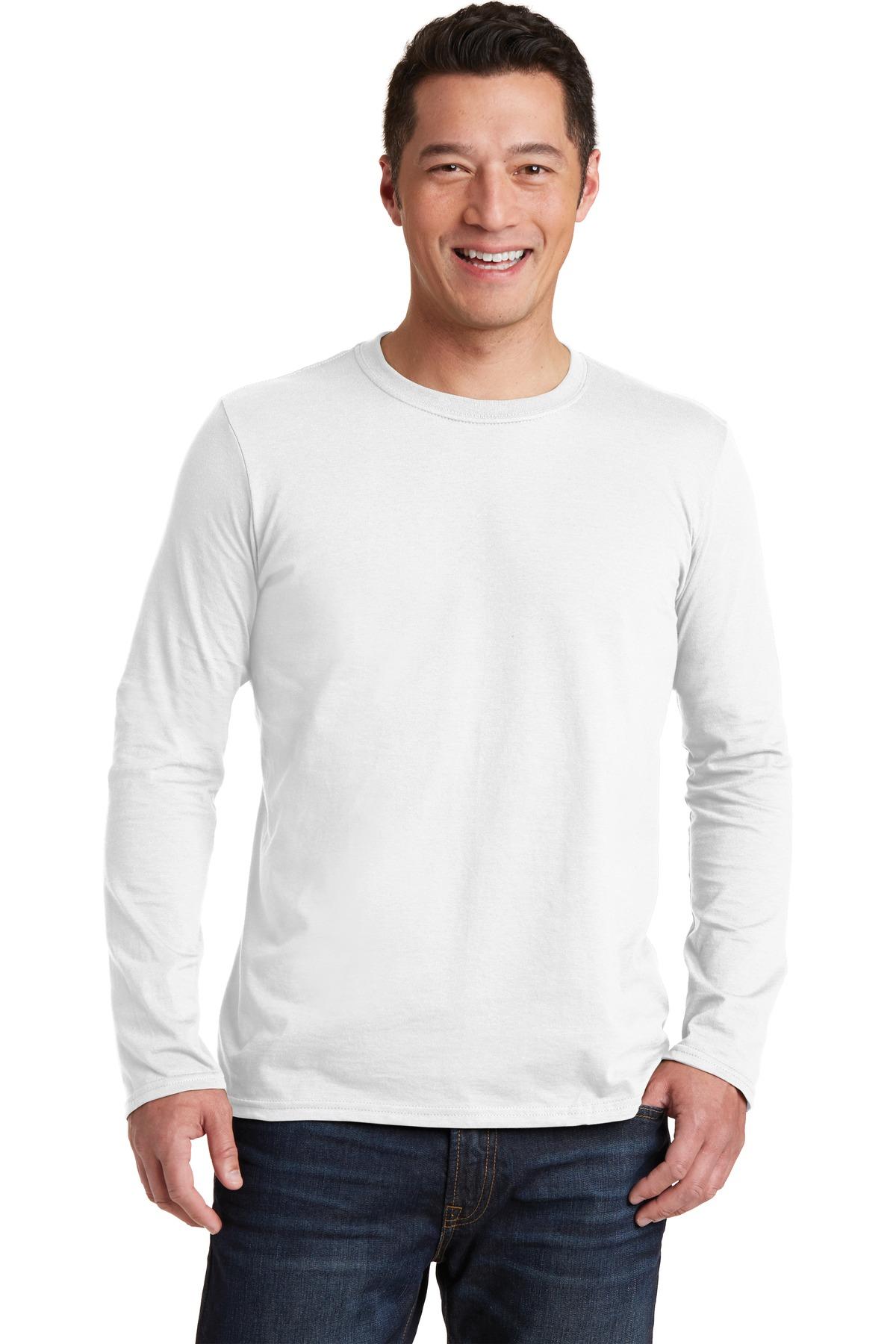white model front