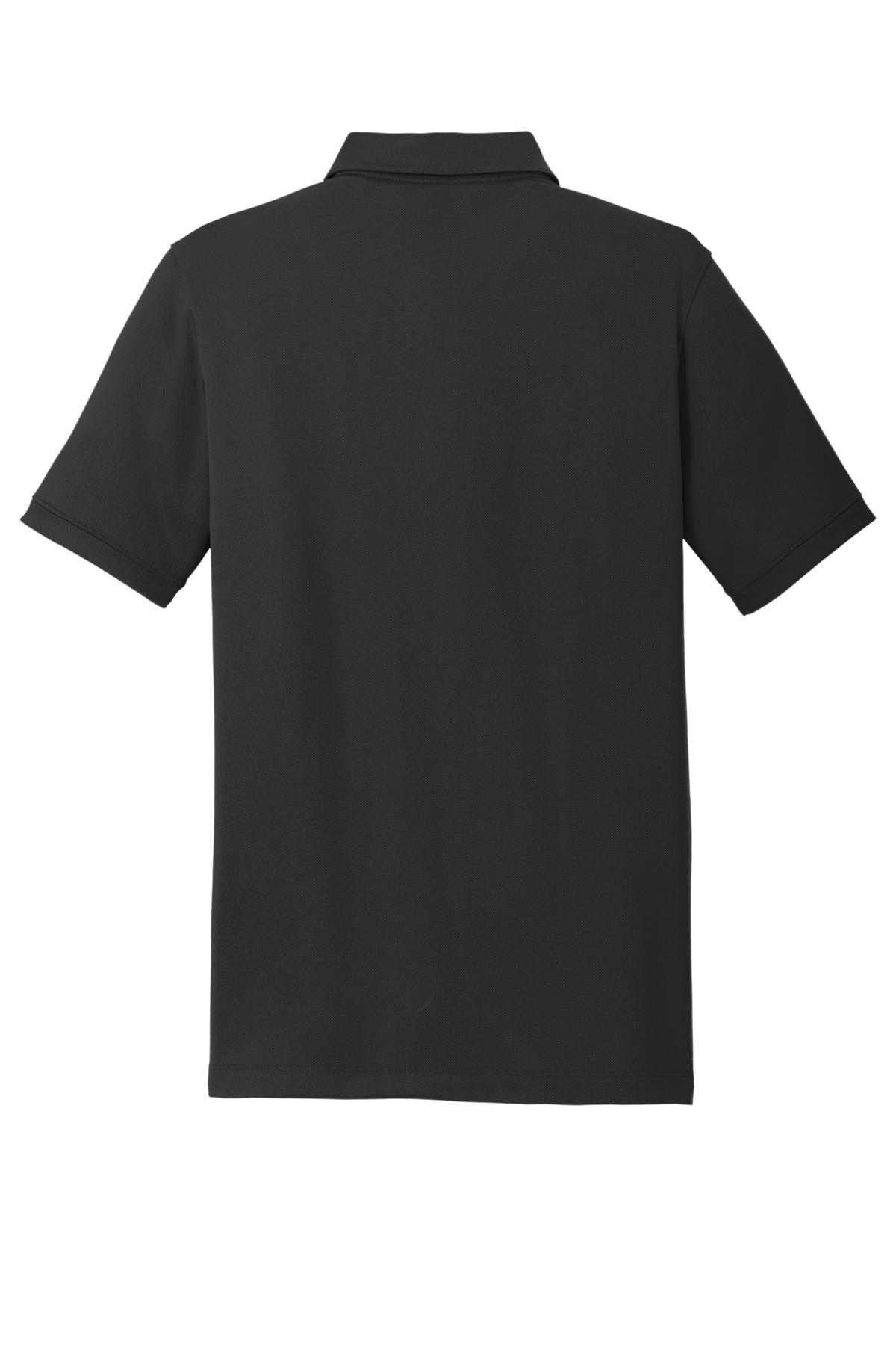 black flat back