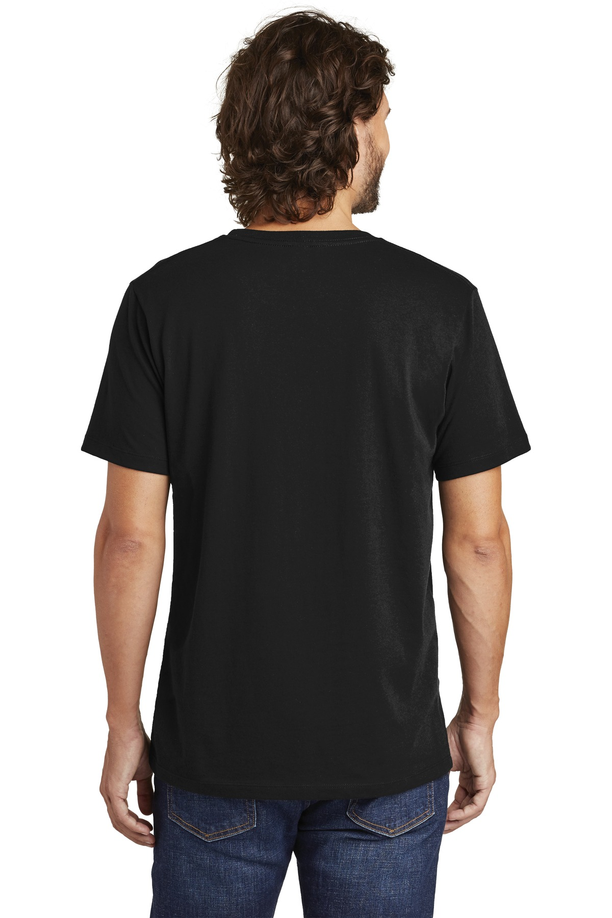 AA black model back