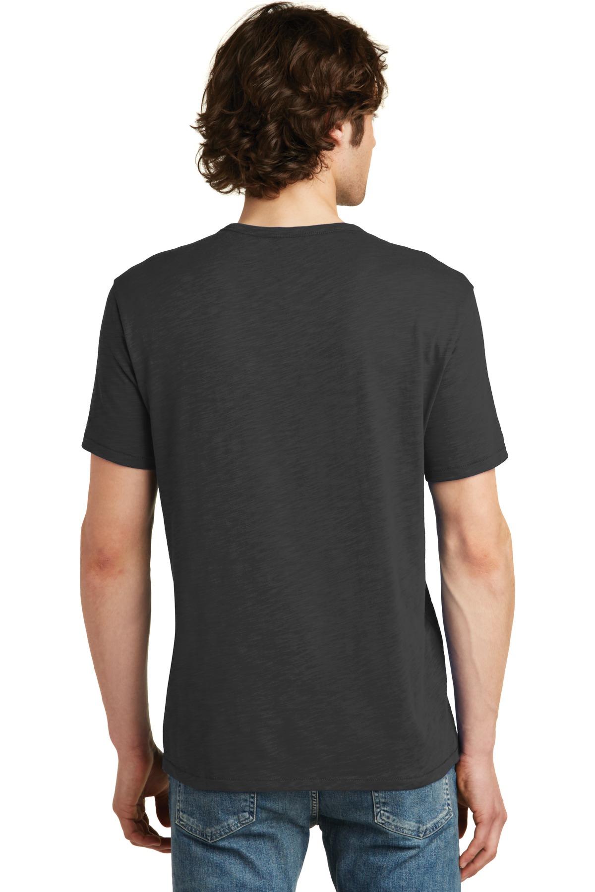 AA washedblack model back
