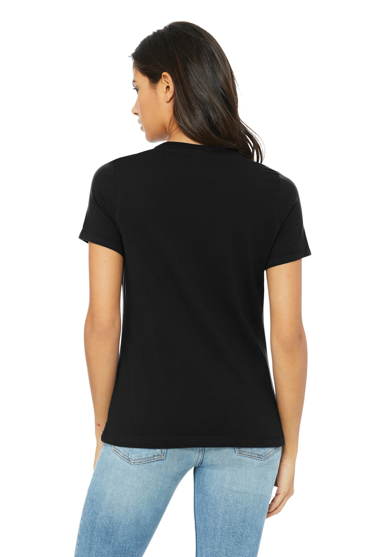BC black model back