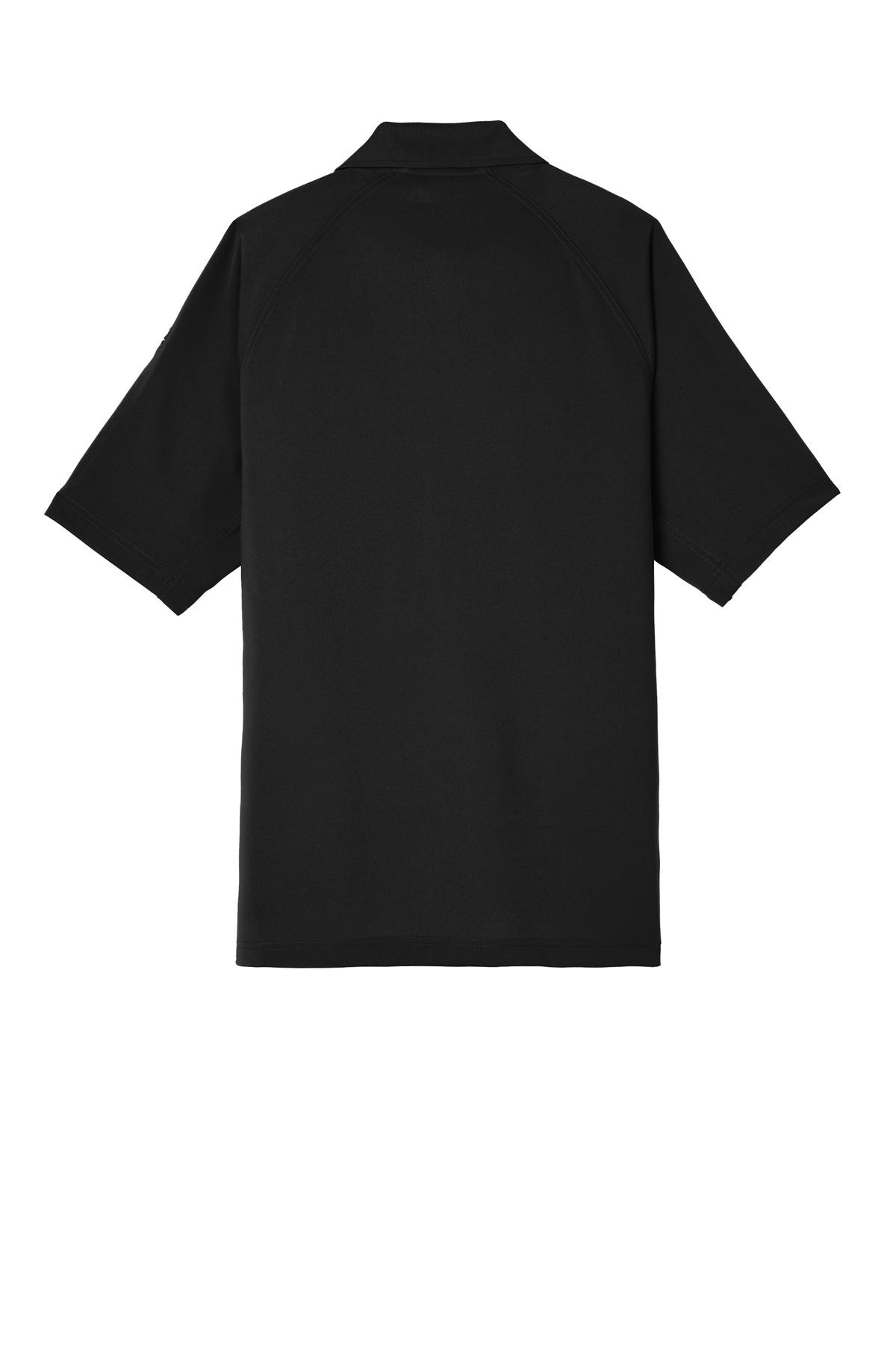 CS black flat back