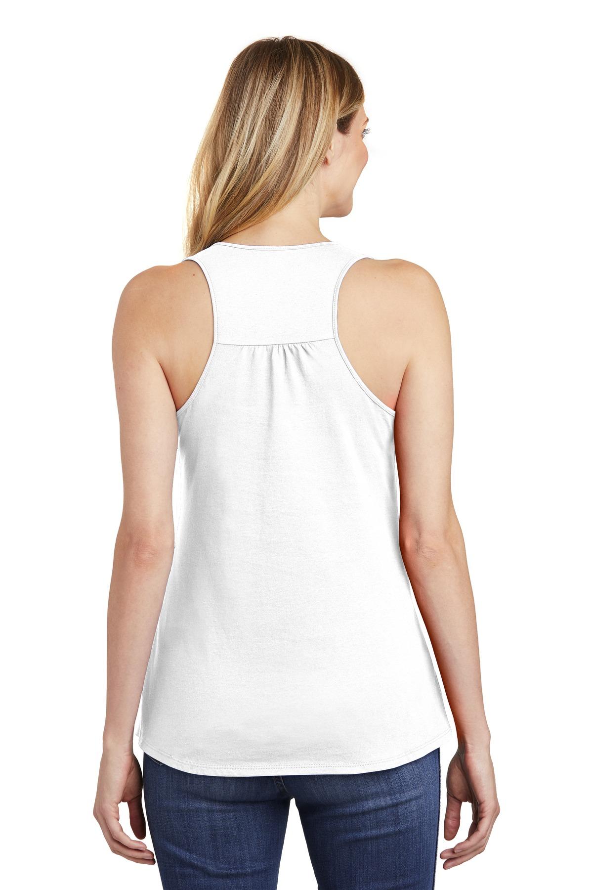 DT white model back