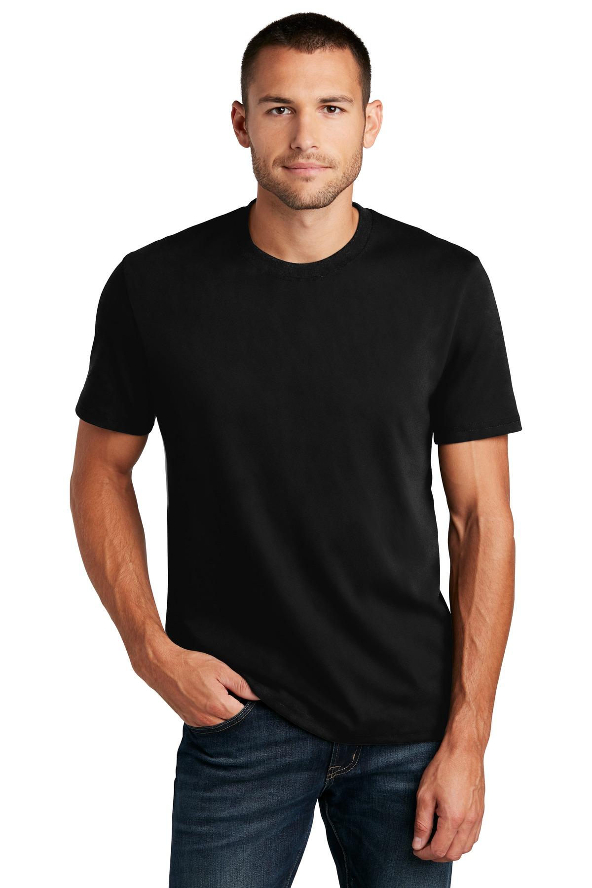 DT black model front