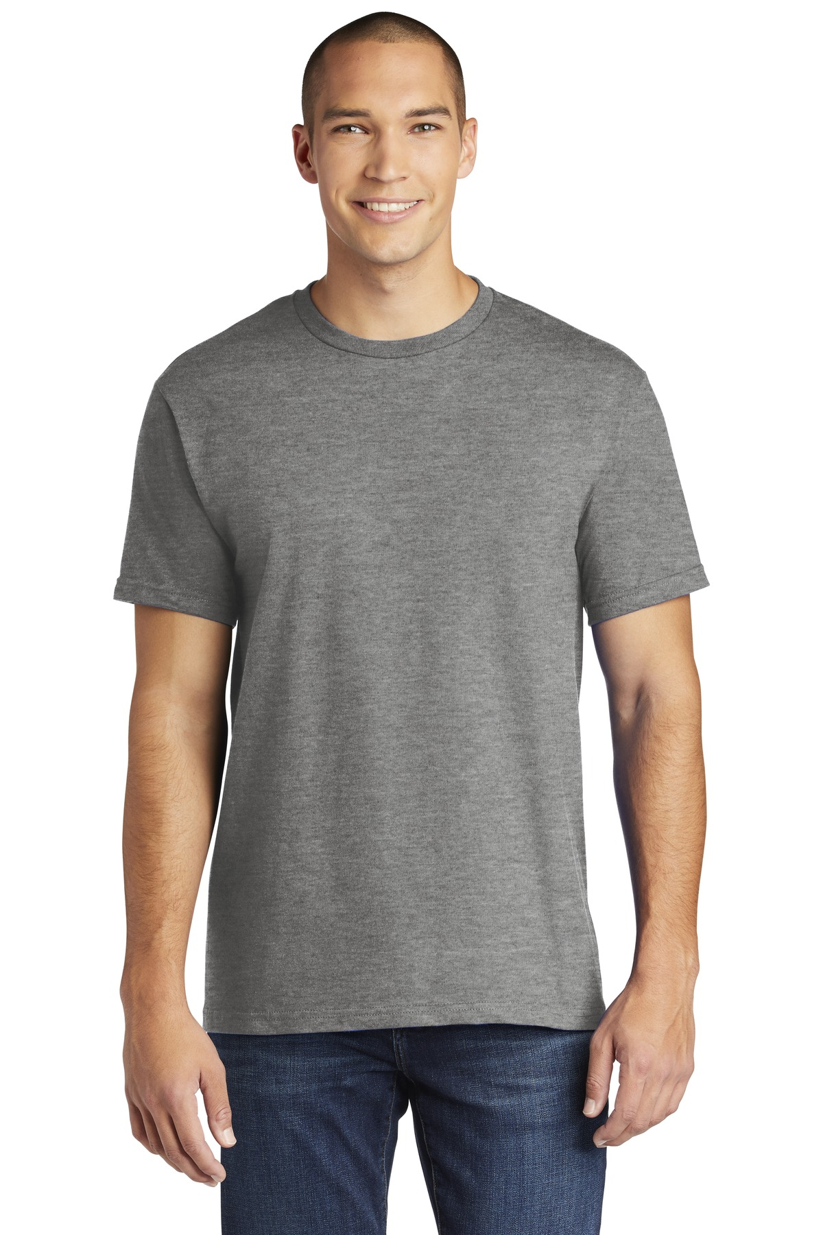 H graphiteheather model front