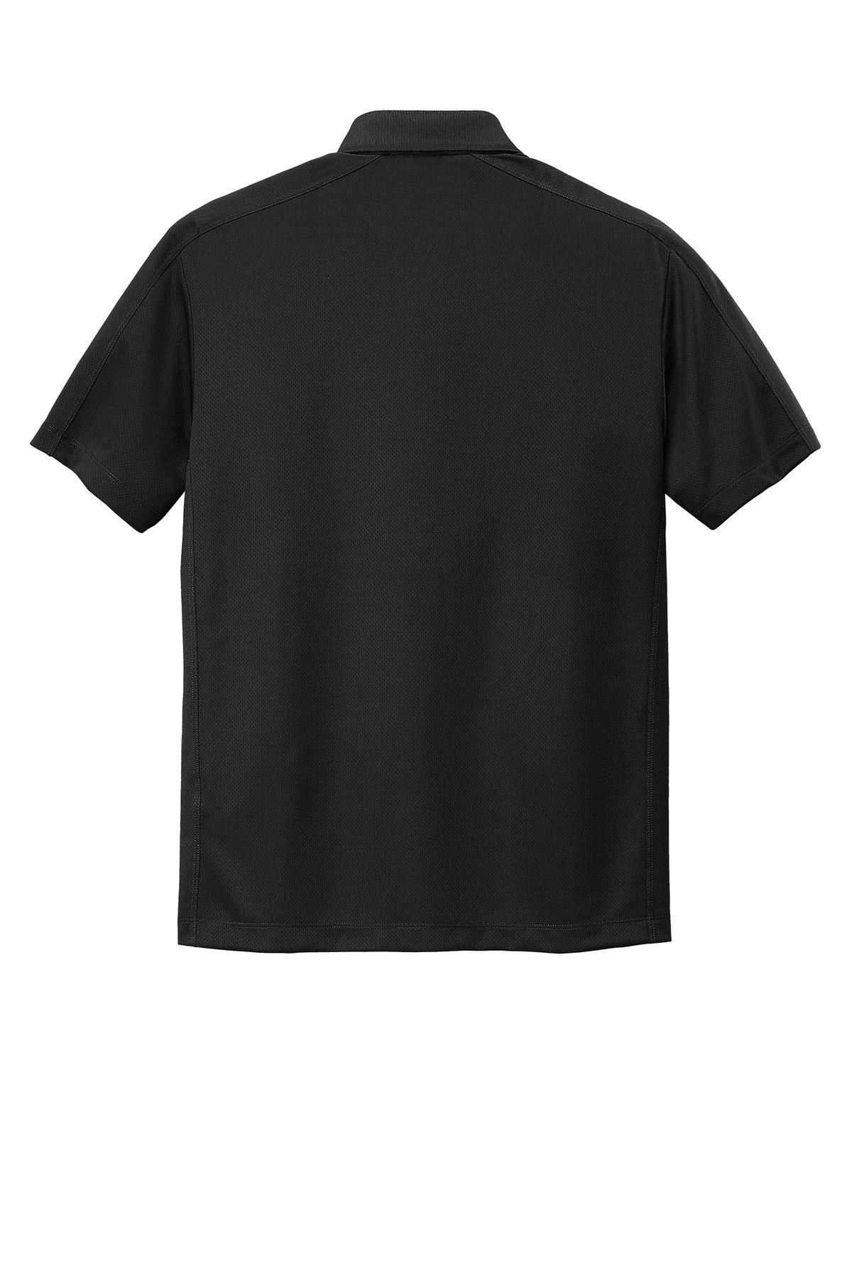 K black flat back