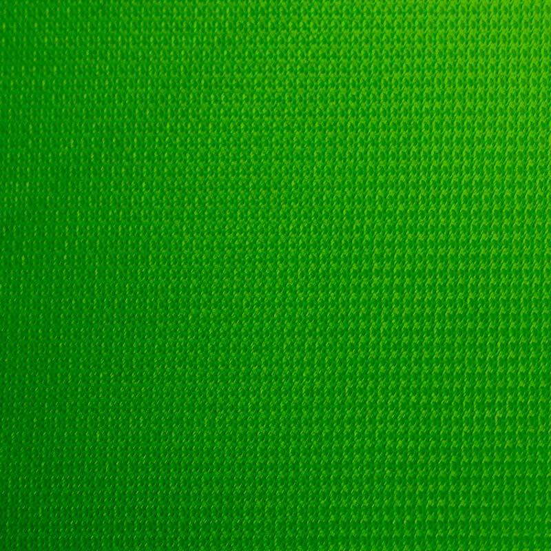 Vinyl Banner Fabric Green